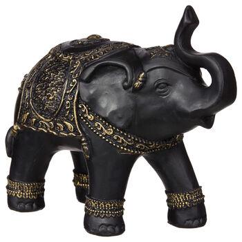 Éléphant décoratif en céramique