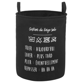 Laundry Management Hamper
