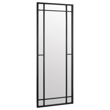 Full-Size Framed Mirror