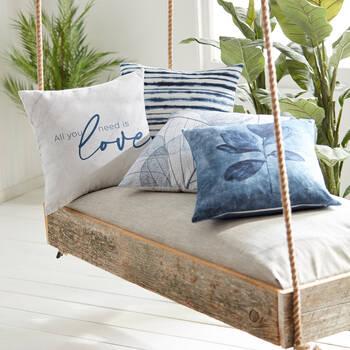 """Piper Decorative Pillow 18"""" X 18"""""""