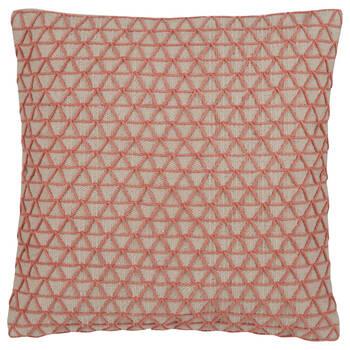 "Xoco Embroidered Decorative Pillow 19"" X 19"""