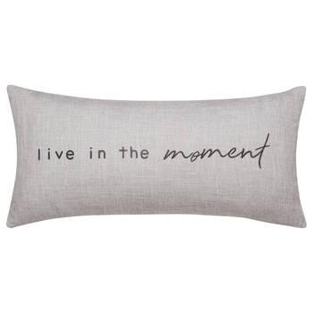 """Nuvolé Decorative Lumbar Pillow 11"""" X 22"""""""