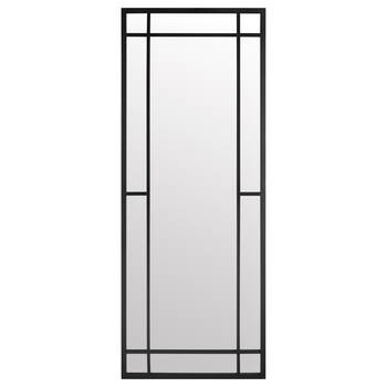 Full-Size Framed Mirror