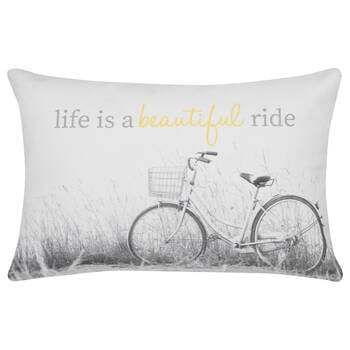 "Rova Decorative Lumbar Pillow 13"" X 20"""