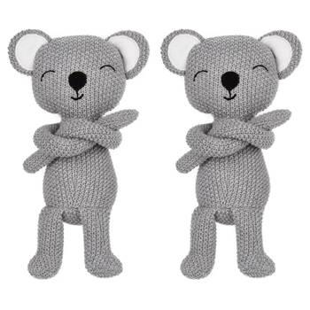 Set of 2 Koala Curtain Tie Backs