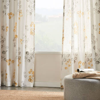Agnes Sheer Curtain