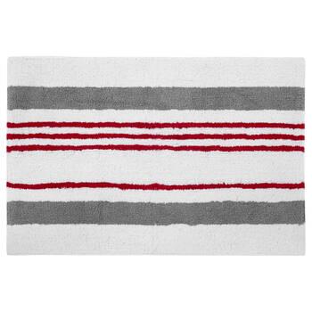Striped Bath Mat