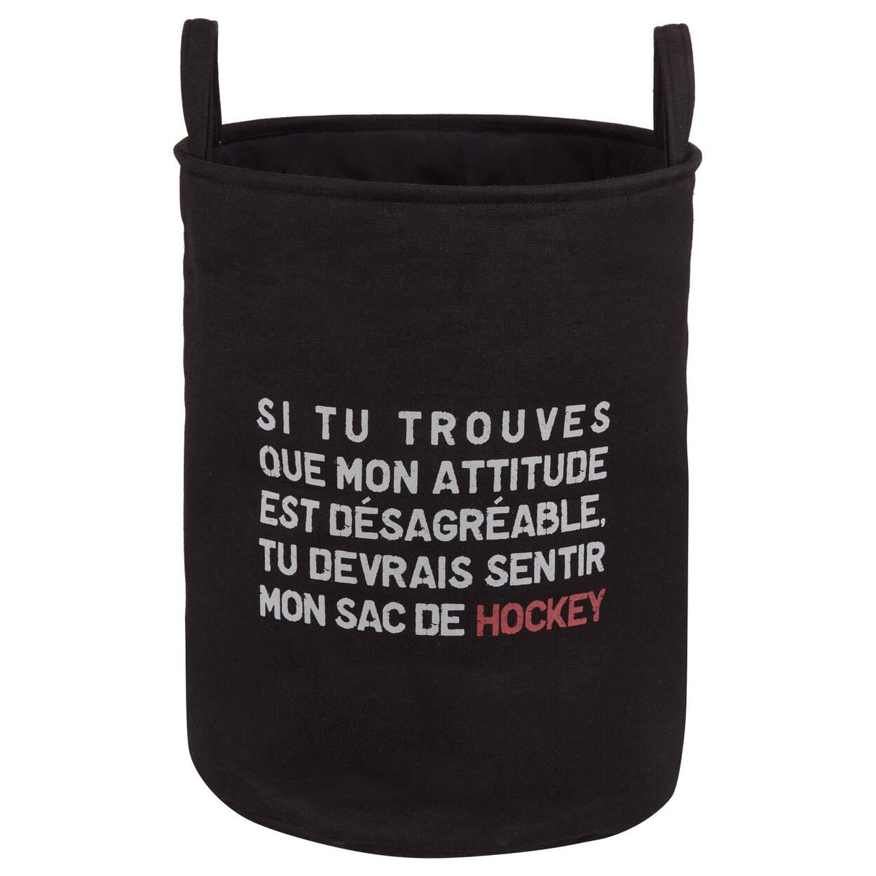 Panier de lavage Hockey en français