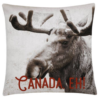 """Moosie Decorative Pillow 18"""" X 18"""""""