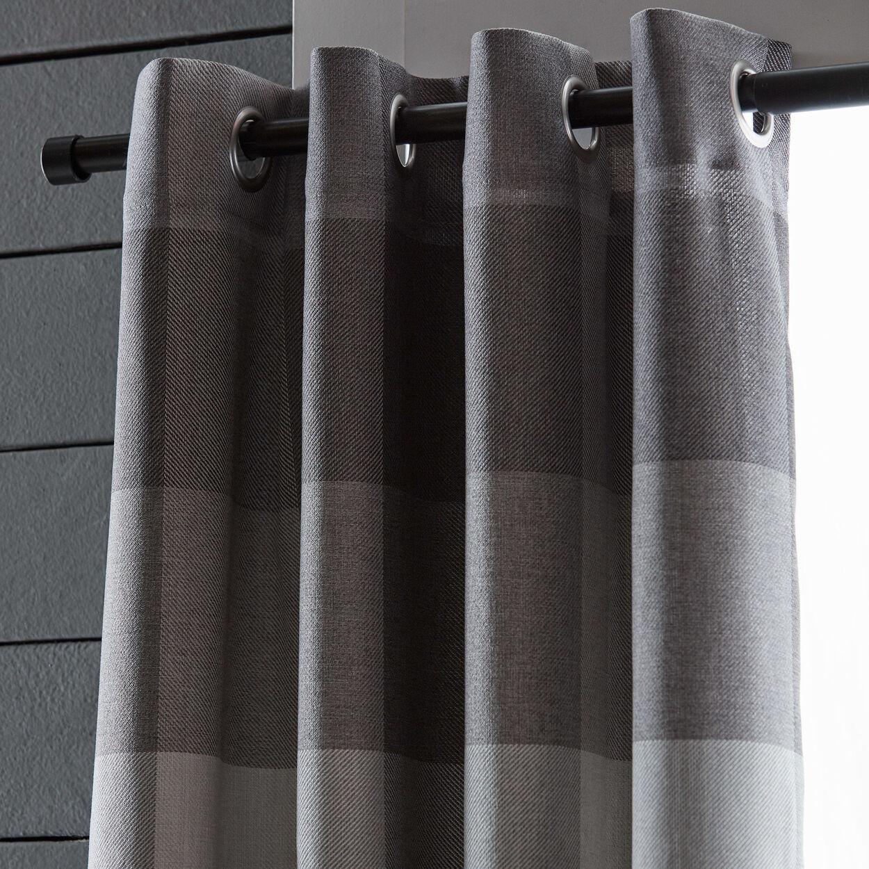 Waldorf Plaid Curtain
