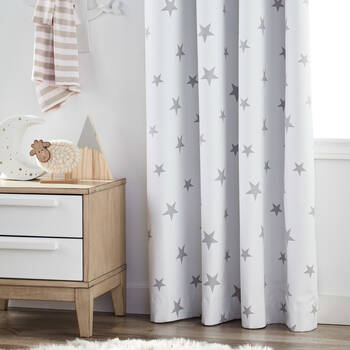 Star Blackout Curtain