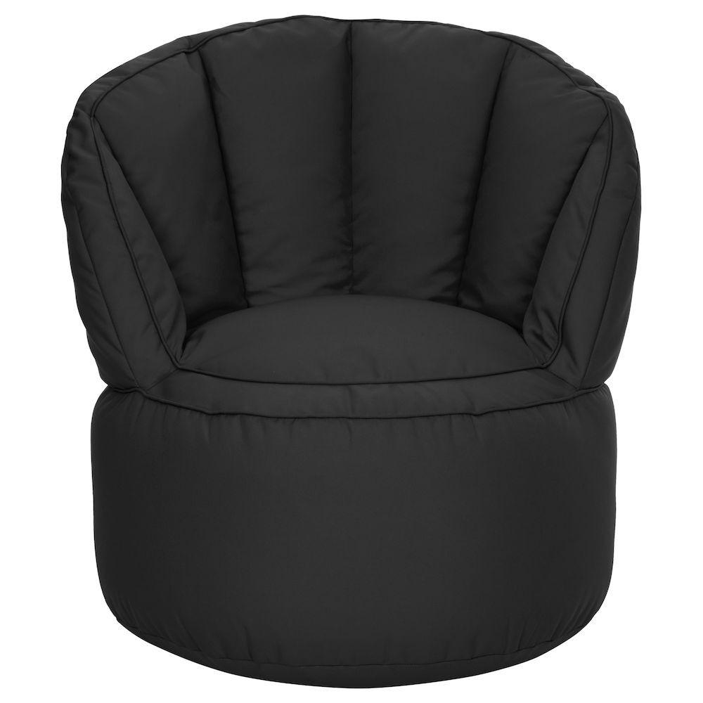 Round Bean Bag Chair ...