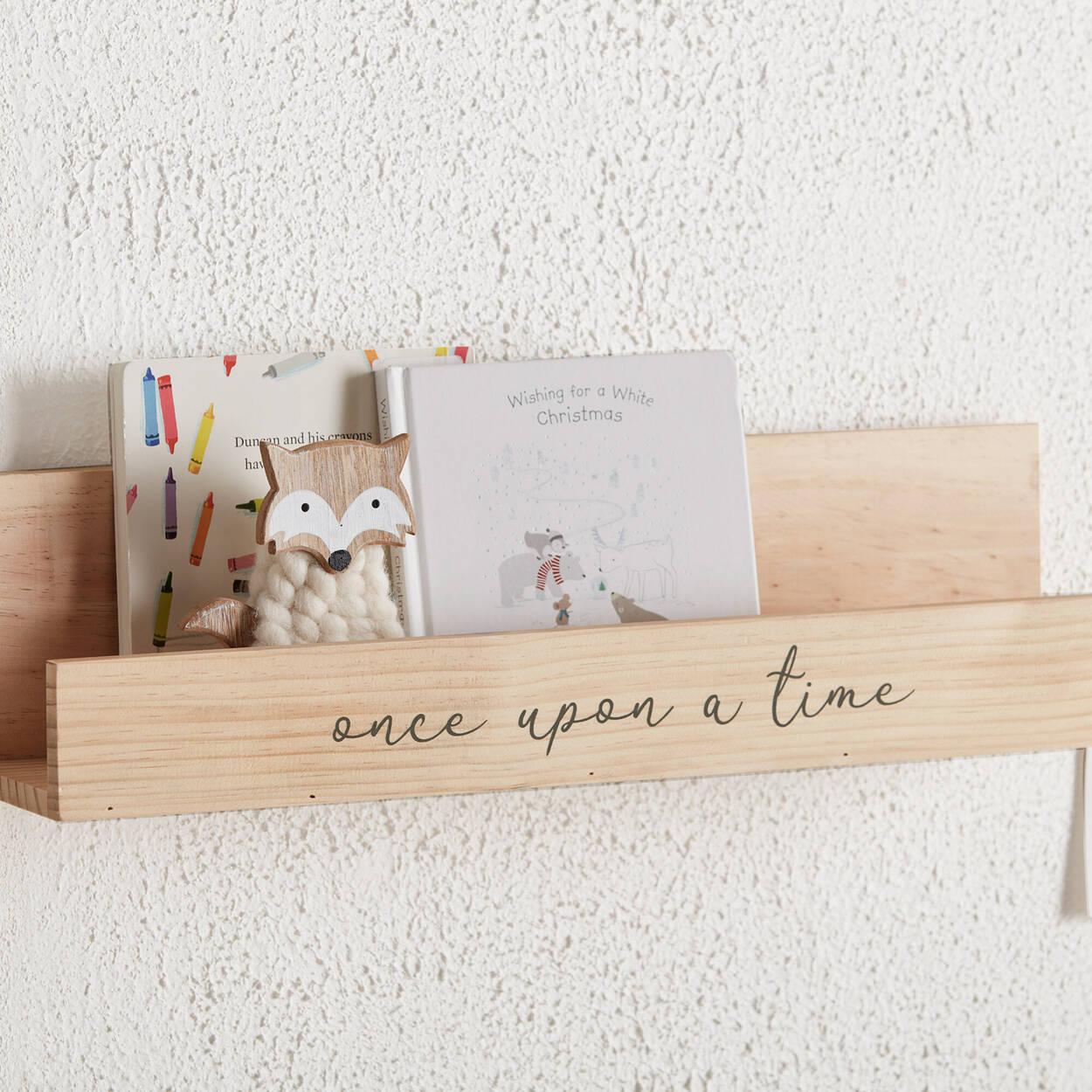 Once Upon a Time Shelf