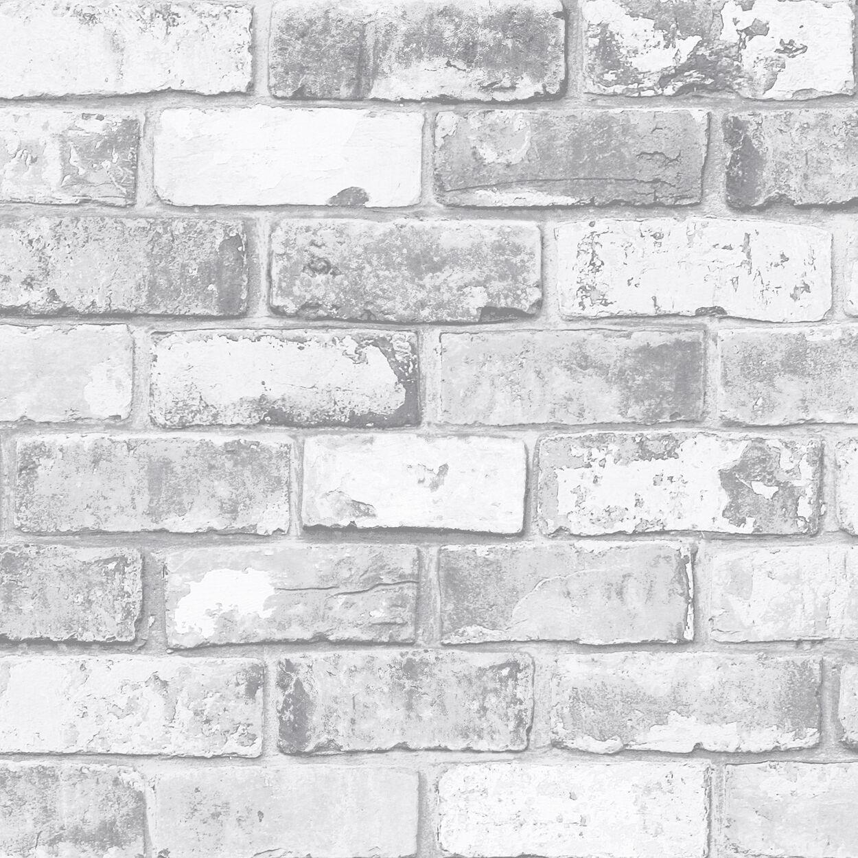 Brick Wallpaper - Double Roll | Bouclair.com