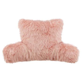 Faux Fur Reading Pillow