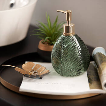 Leaf Soap Dispenser
