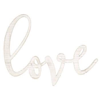 Love Hanging Decorative Word