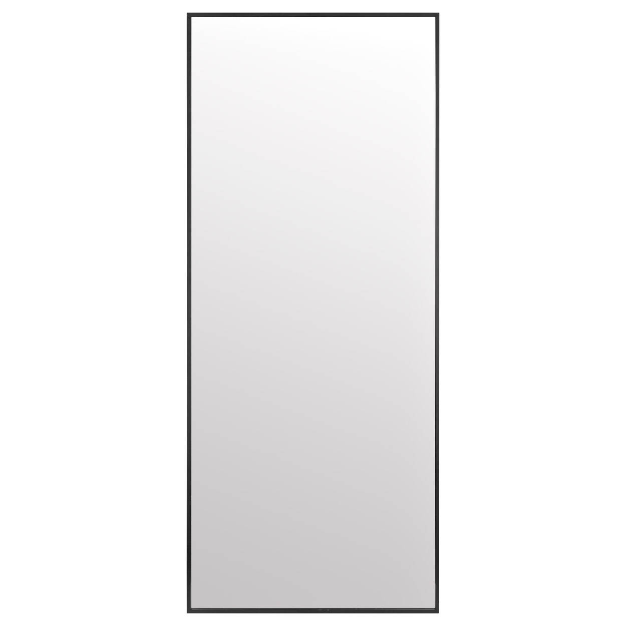 Full-Length Aluminum-Framed Mirror