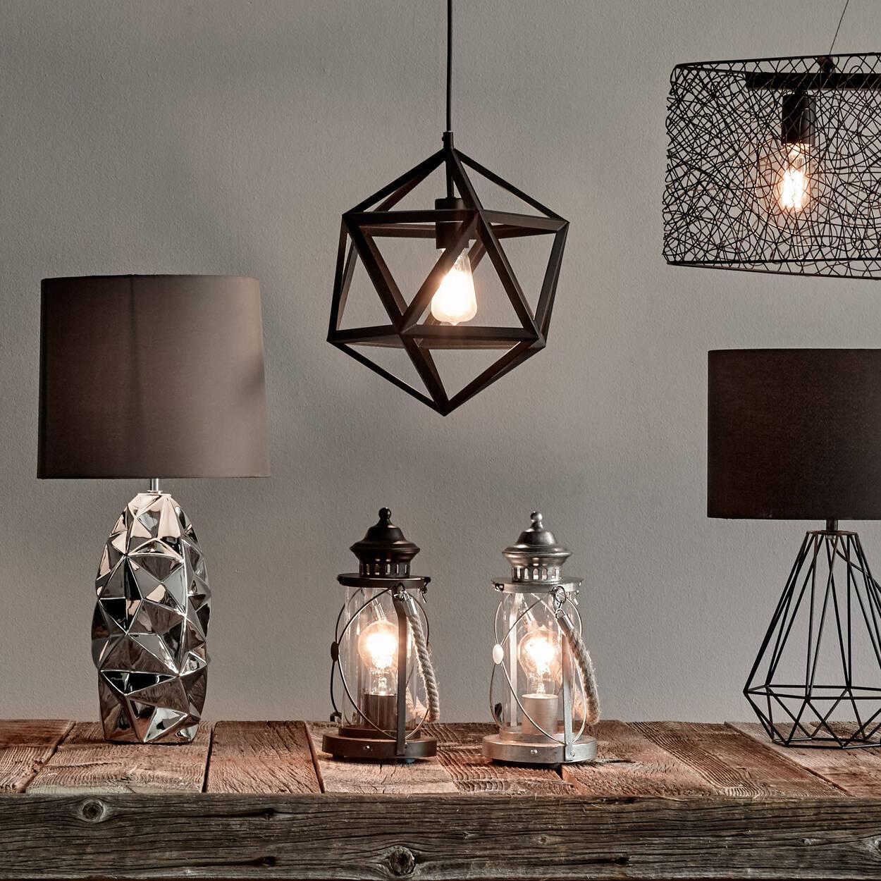 Lantern Table Lamp