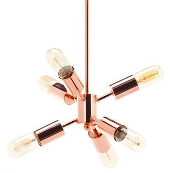 Lampe suspendue Spoutnik miniature