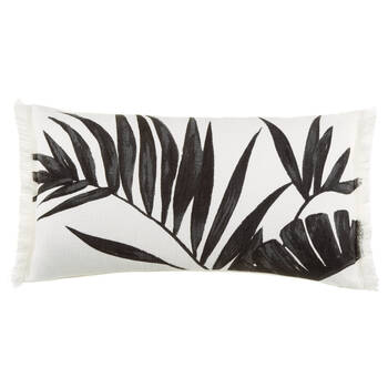 "Tripoli Decorative Lumbar Pillow 12"" x 24"""
