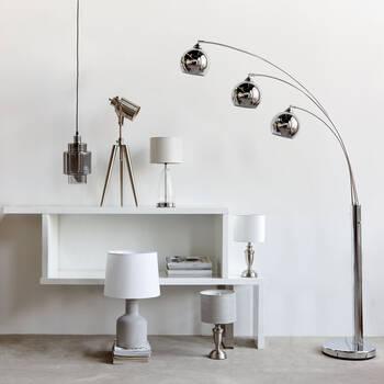 Glass Lamp Base