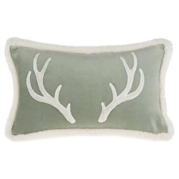 """Harry Decorative Lumbar Pillow 13"""" x 22"""""""