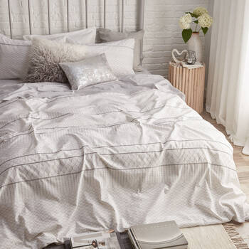Cara Collection - 3-Piece Duvet Cover Set