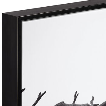 Sparrow Framed Art