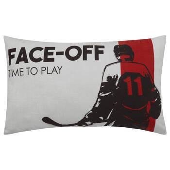 """Heron Decorative Lumbar Pillow 14"""" x 22"""""""