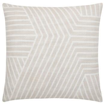 "Phoebe Jacquard Decorative Pillow 19"" x 19"""