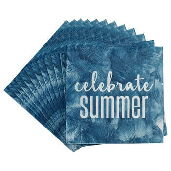 Paquet de 20 serviettes de table Celebrate