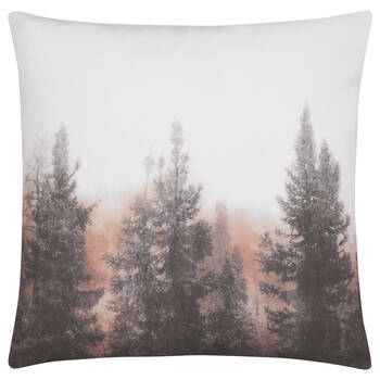 "Fog Decorative Pillow 19"" X 19"""