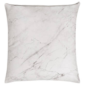 "Askel Marble Decorative Pillow 19"" x 19"""