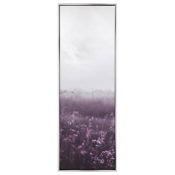 Sunrise Field Printed Framed Art