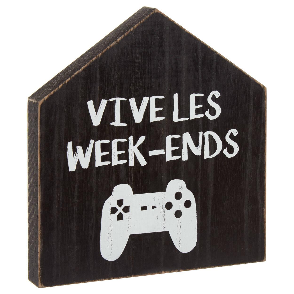 Decorative Block Weekends