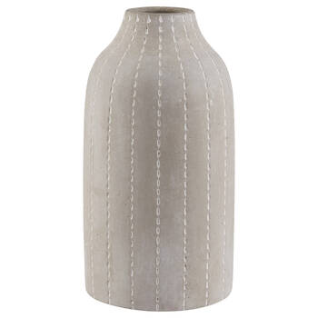 Dotted Cement Table Vase