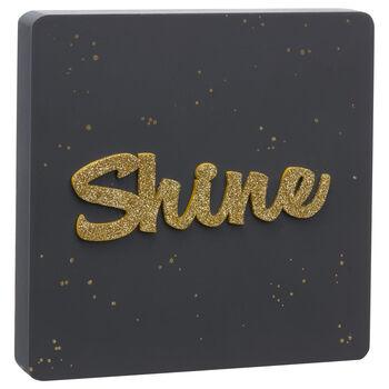 Shine Decorative Block