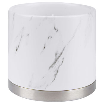 Marble Pattern Ceramic Candle