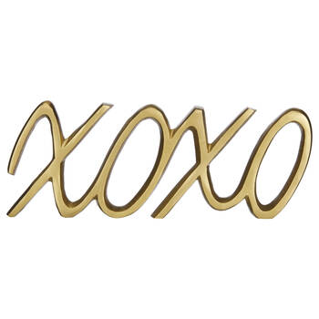 Decorative Word XO