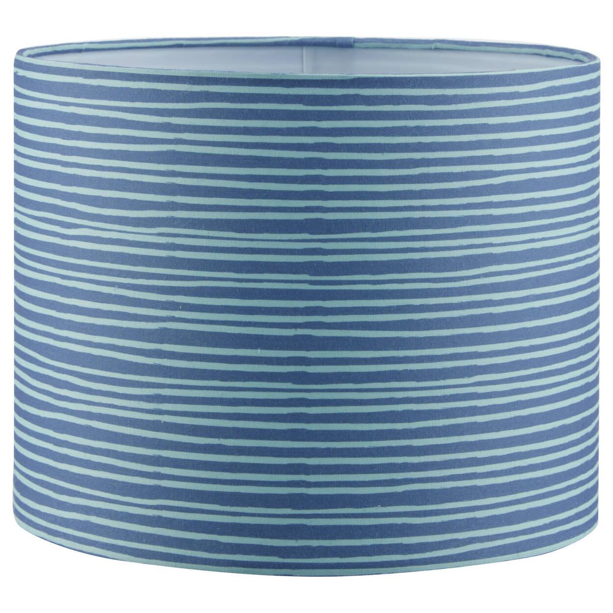 Round Striped Lamp Shade