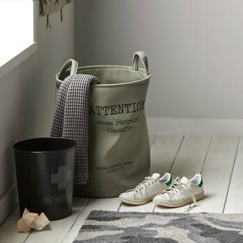 Keep Out Hamper