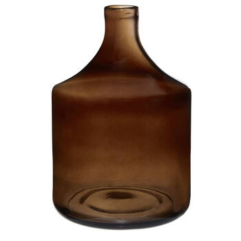 Vase de table en verre