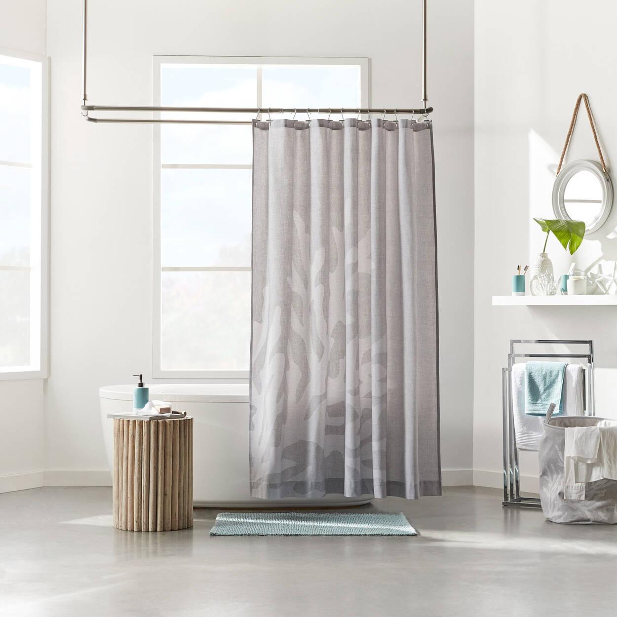 Porte-serviettes en chrome