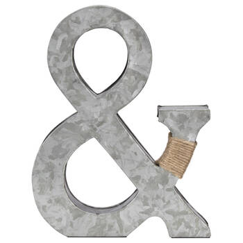 Iron Decorative Ampersand
