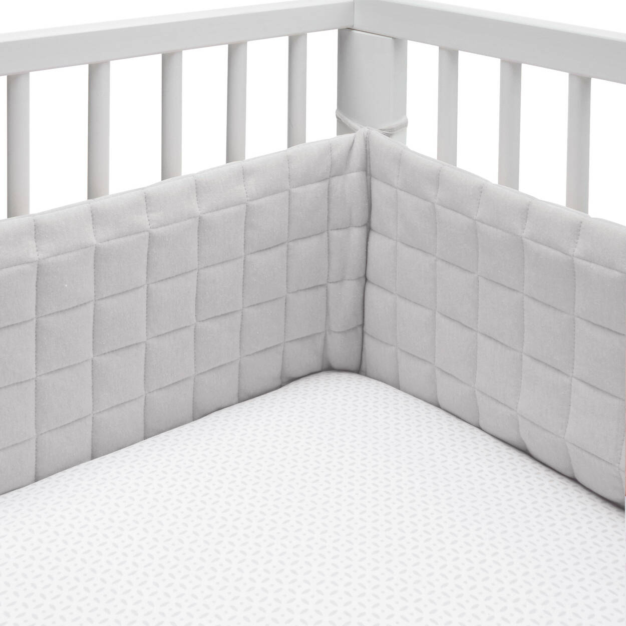 Quilted Crib Bumper