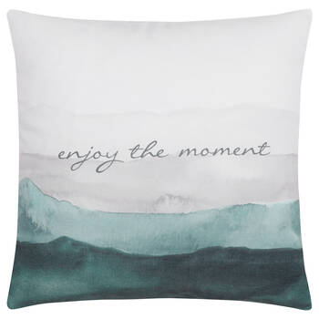 """Wavely Decorative Pillow 18"""" X 18"""""""