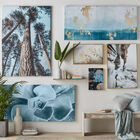 Eucalyptus Printed Canvas