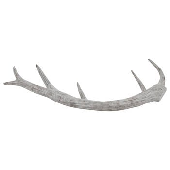 Decorative Resin Antler