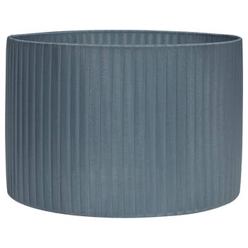 Round ribbon lamp shade